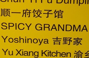 Chinees vertaalbureau - chinglish 158